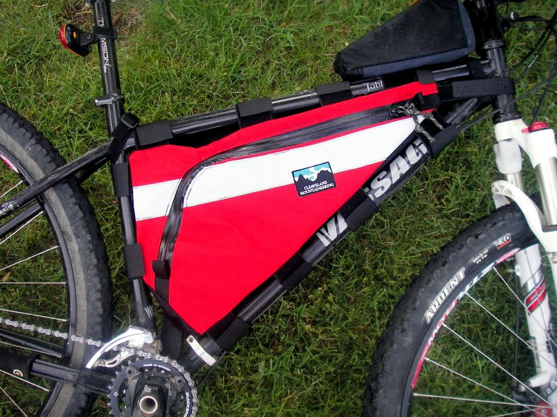 New frame bag