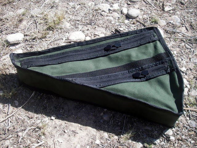 A tale of two frame bags…